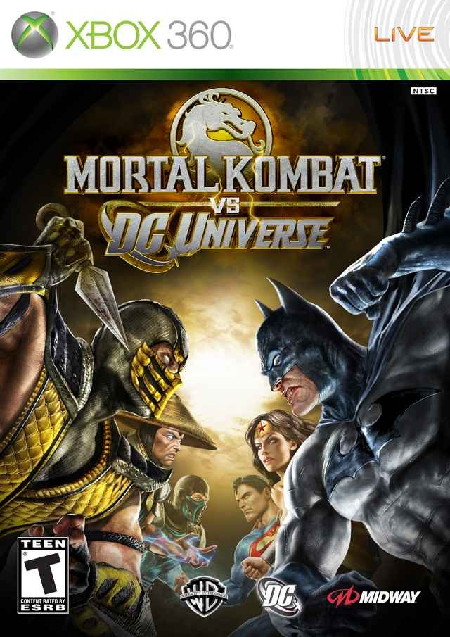 Mortal Kombat Vs Dc Universe Fatalities Moves For Xbox 360