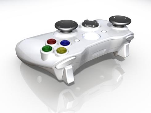 As if we didn't already know that the Xbox 360 controller was a rare form of