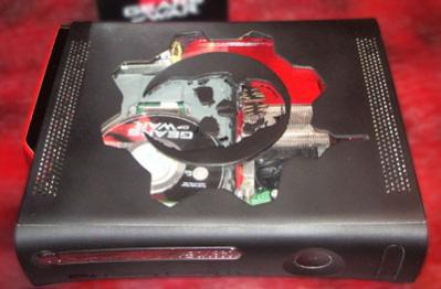 cool gears of war xbox 360 case