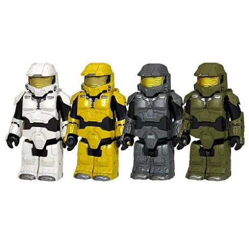 halo action figures kubrick