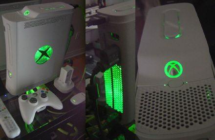 weird xbox 360 mod