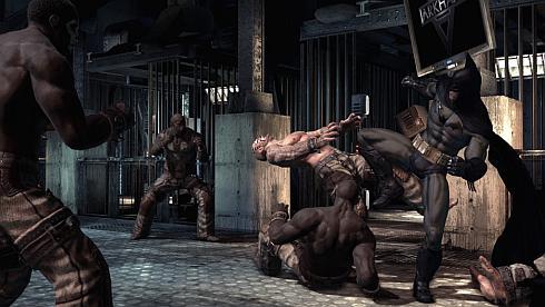 batman arkham asylum video game