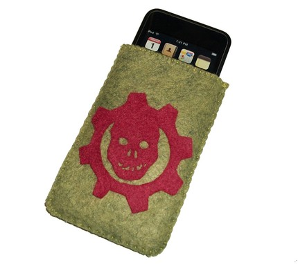 gears of war iphone sleeve
