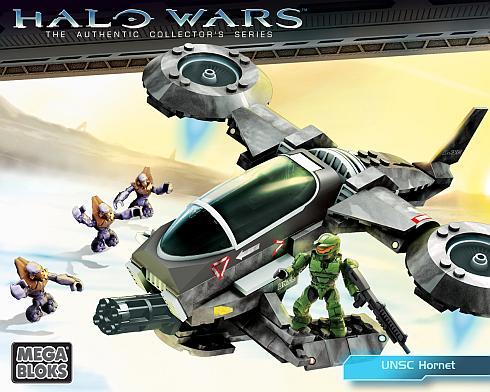 cool halo wars mini figures