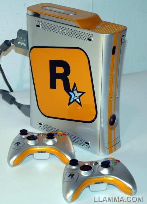 rockstar games xbox 360 mod