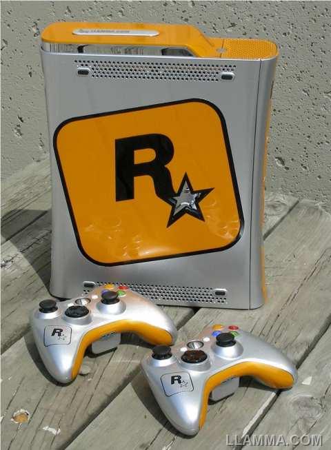 rockstar games xbox 360 mods