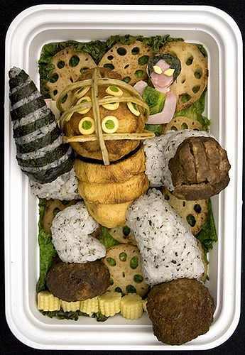 bioshock jack bento lunchbox art