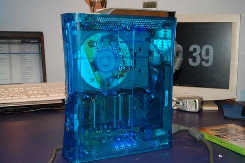 blue xbox 360 mod