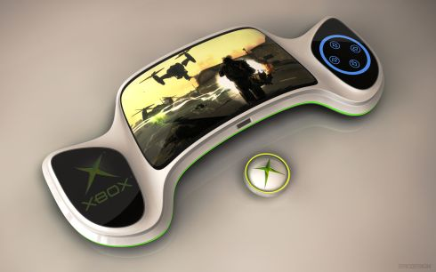 portable xbox 720 handheld console