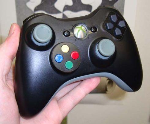 modded xbox 360 controller. modding xbox 360. the Xbox 360