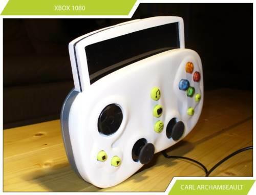 xbox 1080 portable game console