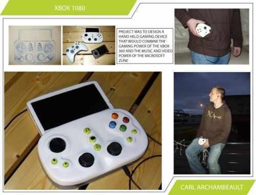 xbox 1080 portable xbox