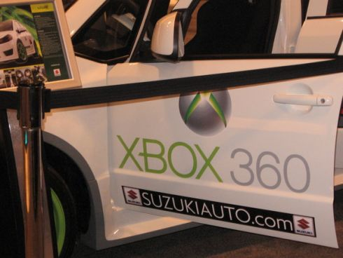 new xbox 360 car mod