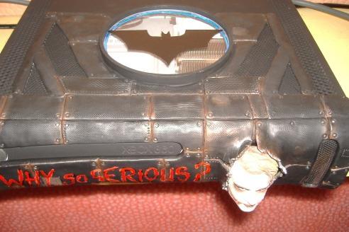 batman xbox 360 mod joker