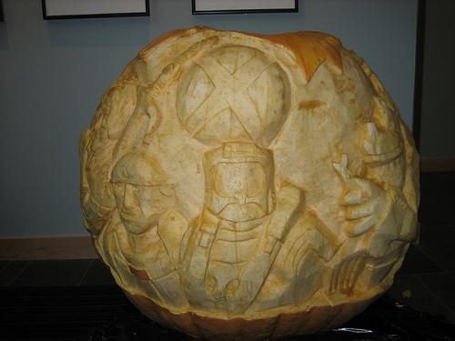 halo pumpkin