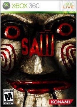 SAW- The Game Is Here To Scare The Hell Out Of You1