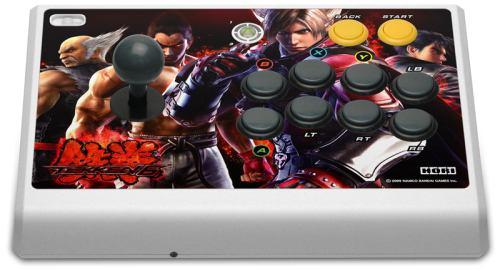 Tekken 6 xbox 360 controller