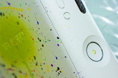 colorful xbox 360 console