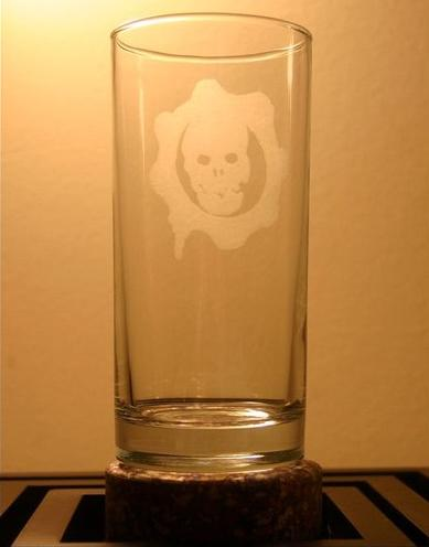 gears of war glass