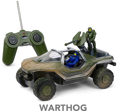 halo-vehicle