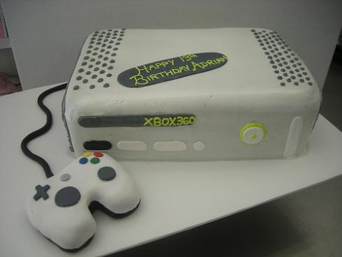 xbox-cake