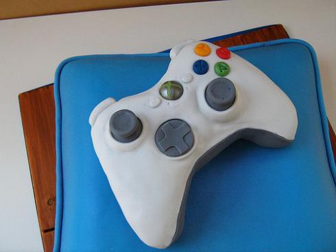 xbox-pillow-cake