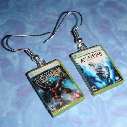 xbox-bioshock-earrings
