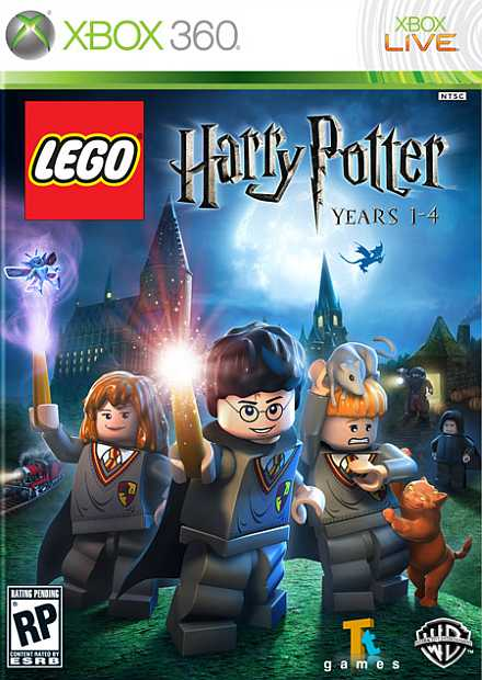LEGO Videoigre Lego-harry-potter-years-1-to-4-game
