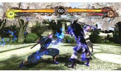 samurai-shodown-sen-game-2