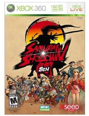 samurai-shodown-sen-game