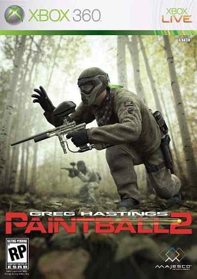 Download BAIXAR GAME Greg Hastings Paintball 2   NTSC   XBOX 360