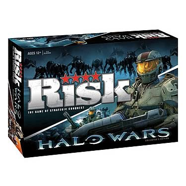halo risk board game