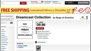 Dreamcast Collection Listing