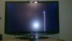 xbox kinect breaks tv