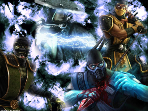 Mortal Kombat 9 Fatalities Moves List