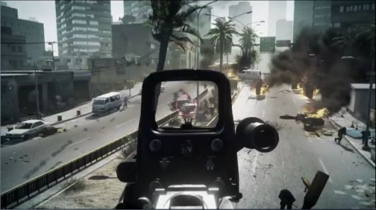 battlefield 3 on the battlefield