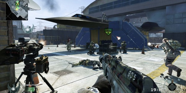 black ops annihilation hangar 18