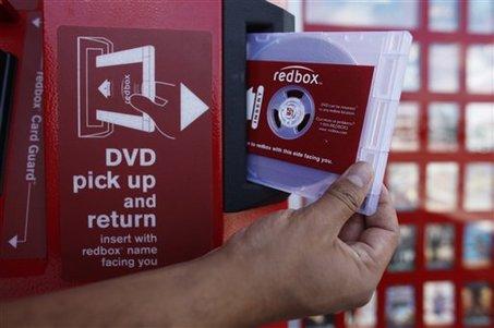 red box dvd rentals xbox 360
