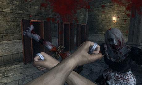 rise of nightmares combat
