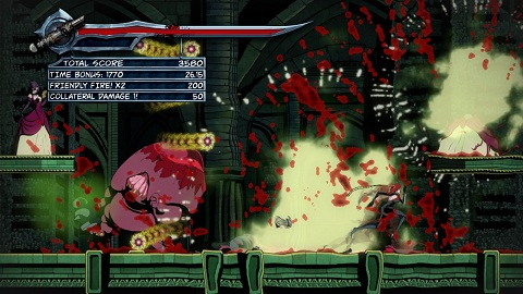 bloodrayne betrayal action