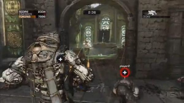 gears 3 beast mode gameplay
