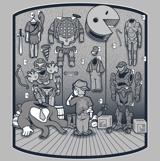 Gaming shirt 1