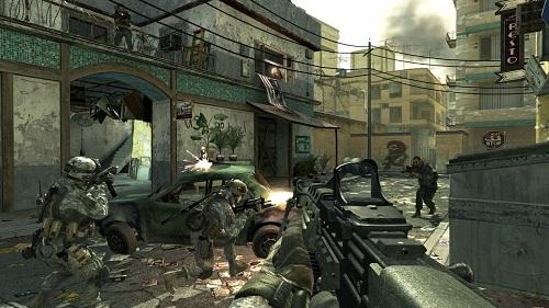 call of duty modern warfare 3 elite