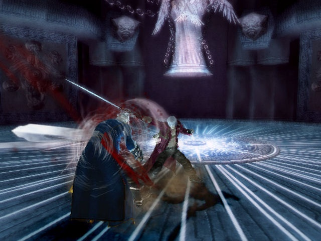 devil may cry 3 boss battle