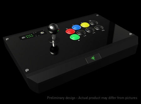 razer arcade fighter stick