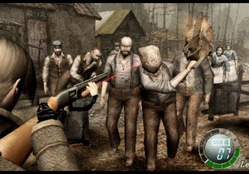 Resident Evil 4 Download Free Full Game ~ AbdulSammad