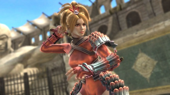 soulcalibur 5 screenshot