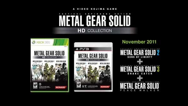 Metal Gear HD