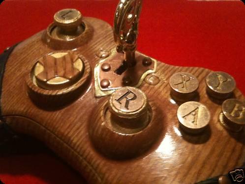 Xbox Steampunk Controller 2
