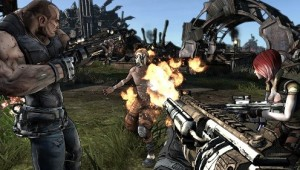 borderlands multiplayer 4 player coop